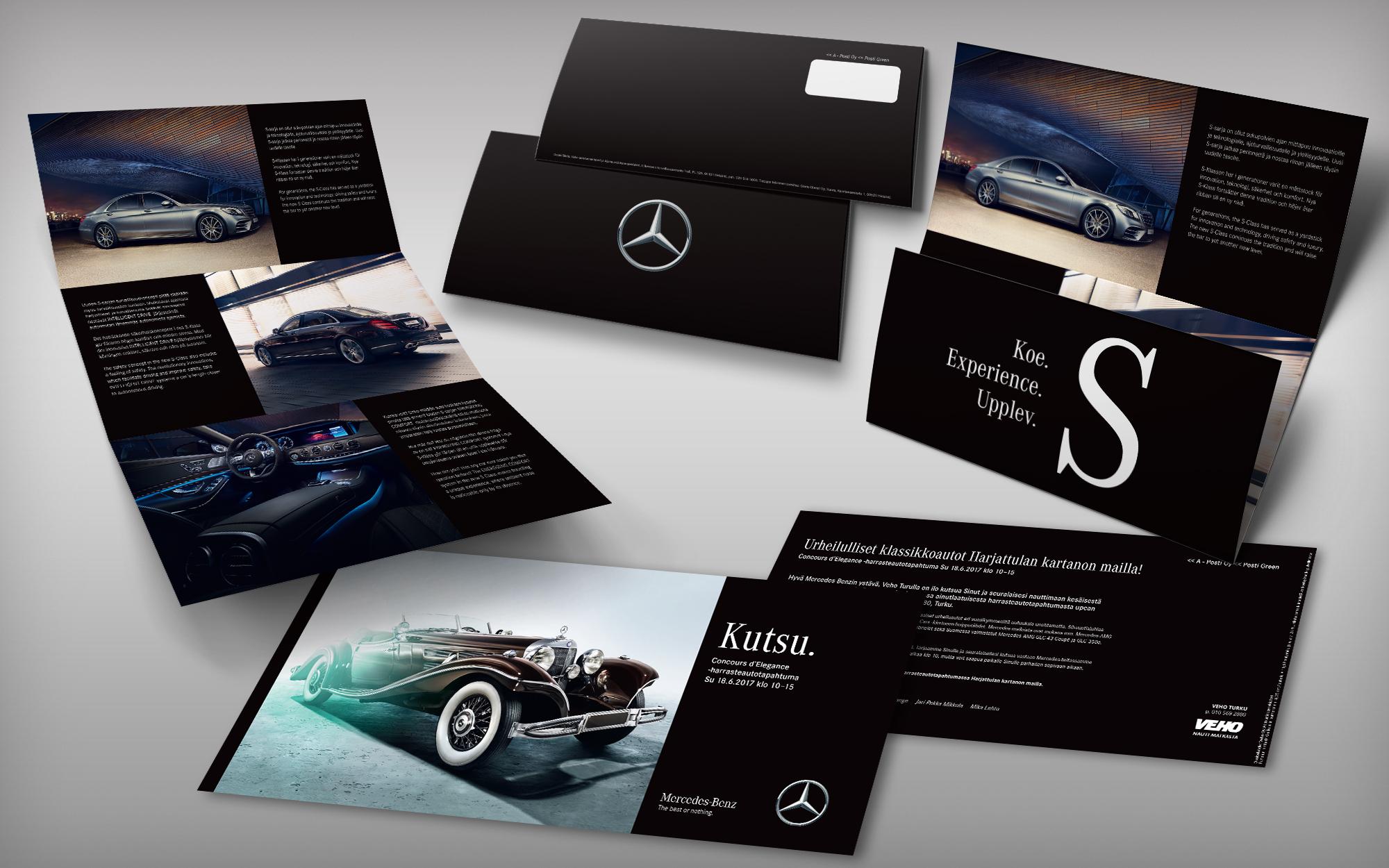 Veho & Mercedes-Benz